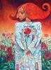 Angelas aguonų lauke 2006 Sold