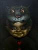 Tamsią naktį, tamsiame kambaryje su tamsiu katinu 2010 Sold